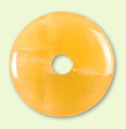 donuts en Calcite Orange