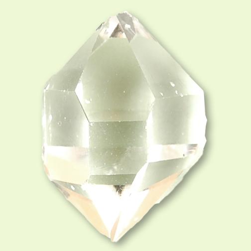 Quartz diamant ou Herkimer