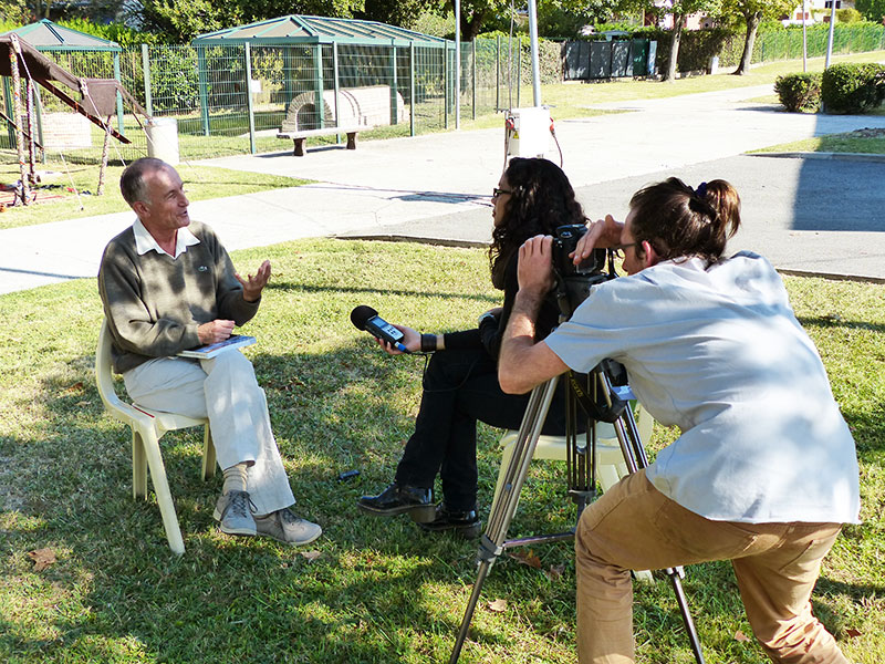 interview de Gérard Cazals