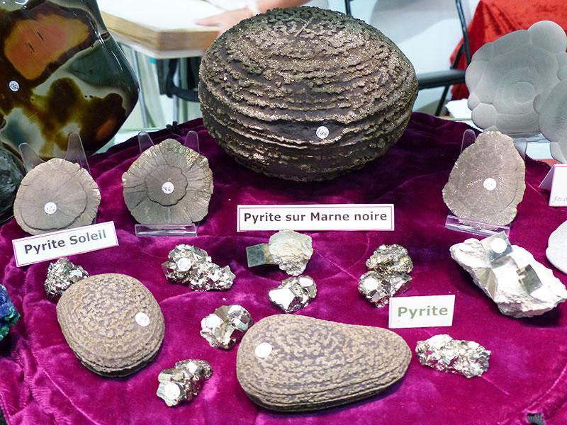 Les Pyrites