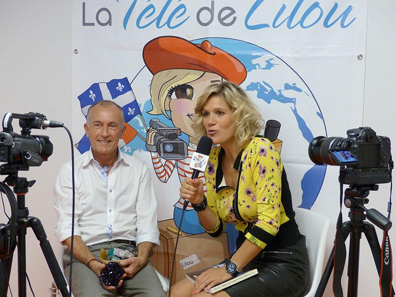 Interview de Gérard Cazals par (FR) Lilou Macé