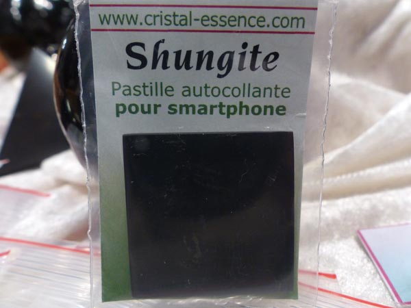 Pastille de Shungite