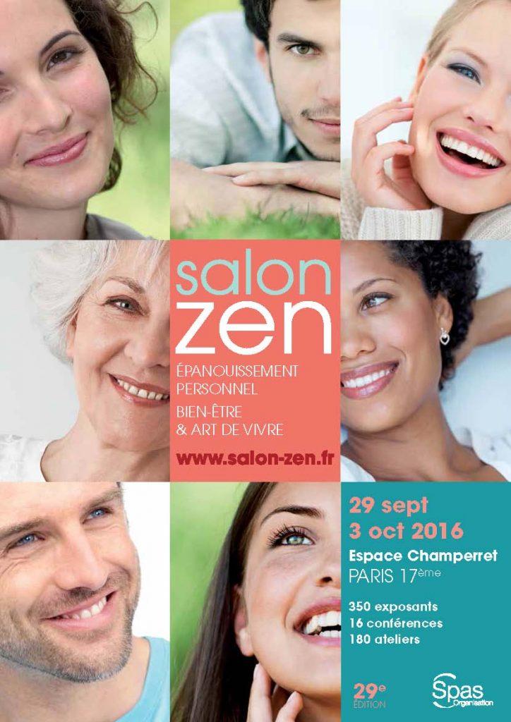 salon-zen PARIS 2016