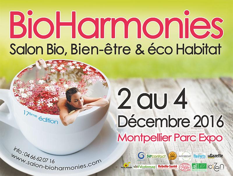 Salon Bio Harmonies 2016