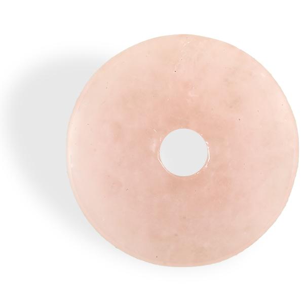 Quartz Rose, donut