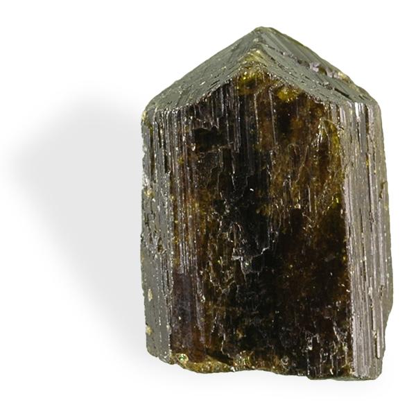 Épidote cristal