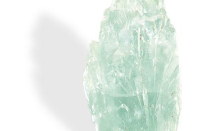 L'Apophyllite verte facilite la circulation de l'énergie