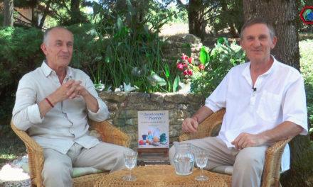 La vidéo de présentation du livre «La Quintessence des pierres»