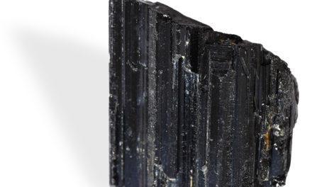 La Tourmaline noire est une pierre de protection très connue