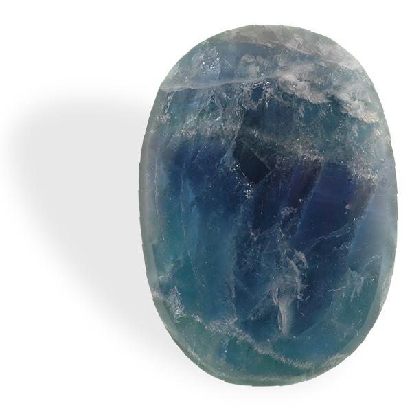 La Fluorite bleue