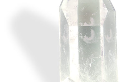 Le Cristal de roche pour revitaliser et concentrer