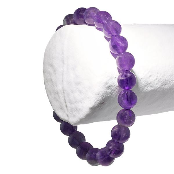 L'Améthyste en bracelet