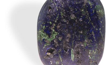 L'Azurite, pierre de vision
