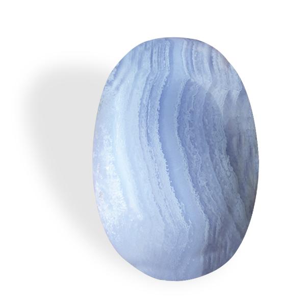 La Calcédoine bleue