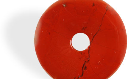 Le Jaspe rouge pour la vitalité physique des membres inférieurs