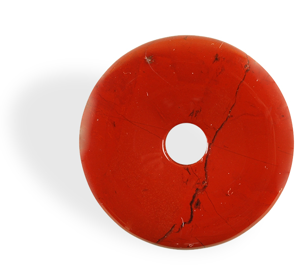 Le Jaspe rouge donut